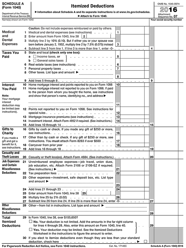 A look at the new form 1040 and schedules don't mess with taxes.