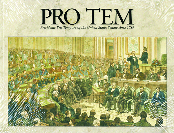 Pro Tem: Presidents Pro Tempore of the United States ... President Pro Tempore Seal