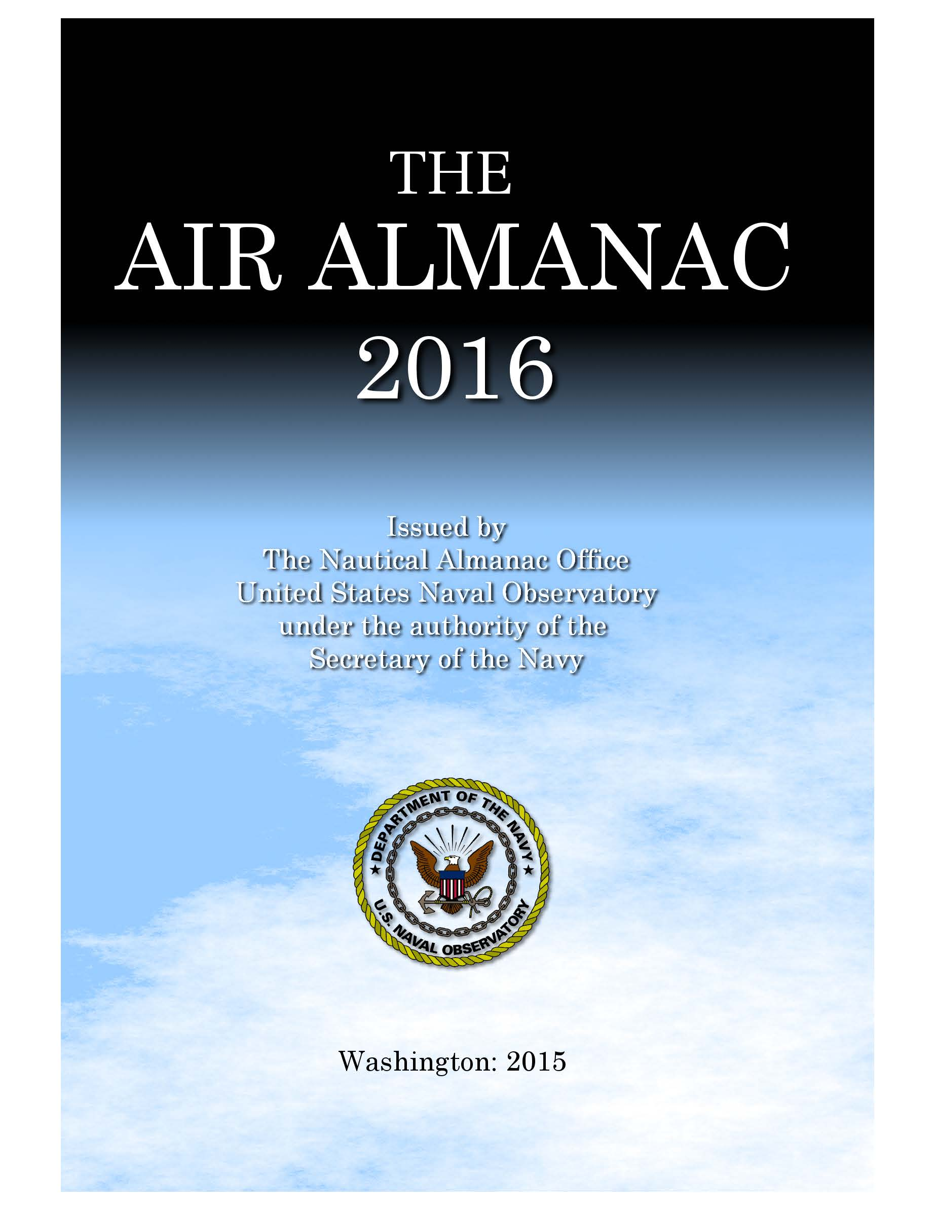 The Air Almanac For The Year US Government Bookstore - Almanac of the federal judiciary