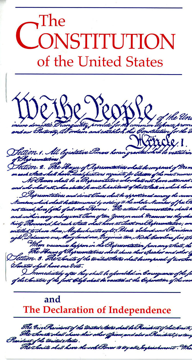 the united states constitution and its Constitution day commemorates the signing of our supreme law in 1787 edsitement's resources cover the constitutional convention, the text of the constitution, the federalist debates, and much more.