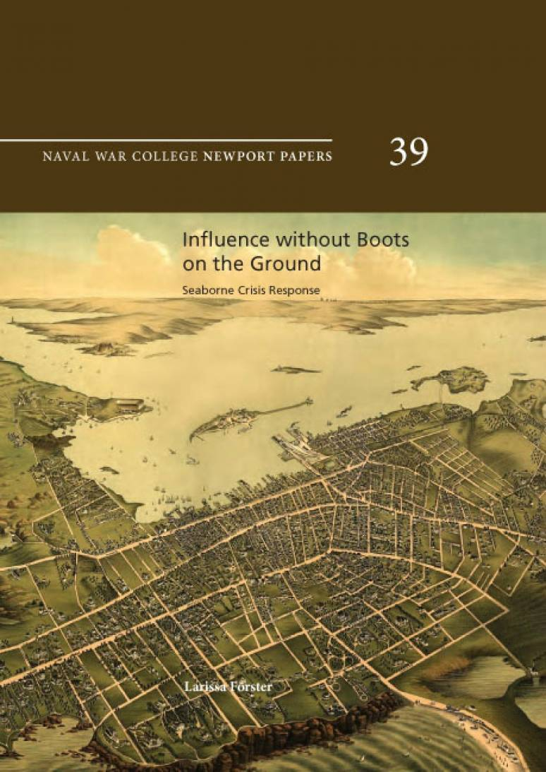 Influence Without Boots on the Ground: Seaborne Crisis Response