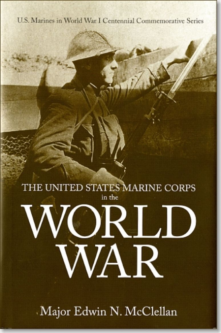 The United States Marine Corps in the World War