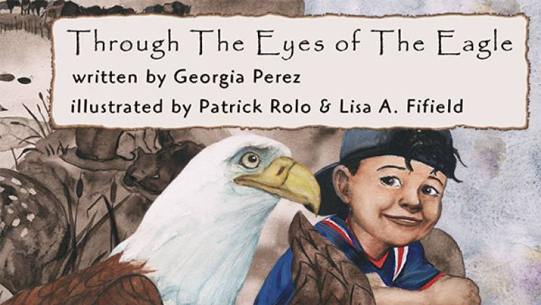 Through the Eyes of the Eagle, Eagle Book Diabetes Prevention Series #1 of 4