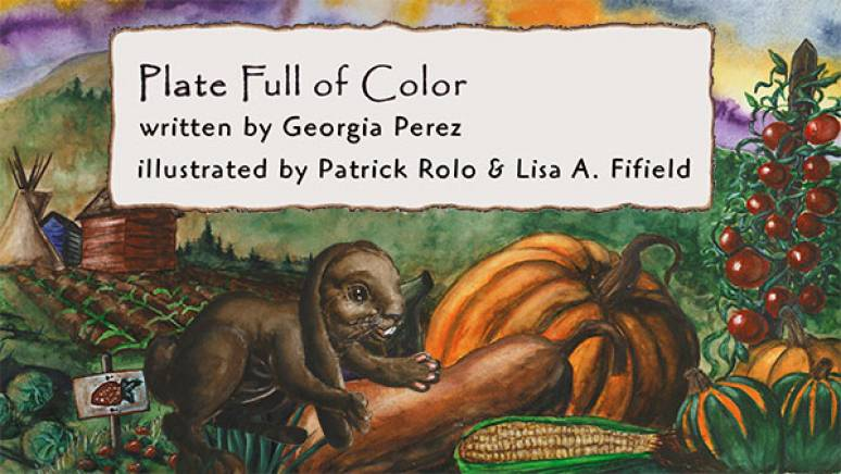 Plate Full of Color, Eagle Book Diabetes Prevention Series #3 of 4