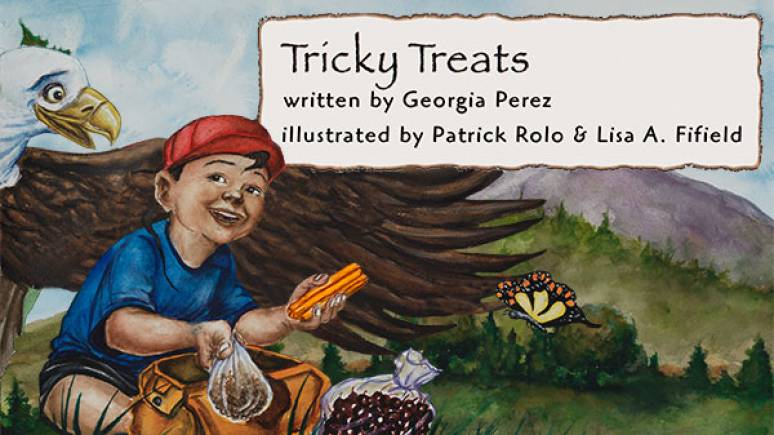 Tricky Treats, Eagle Book Diabetes Prevention Series #4 of 4