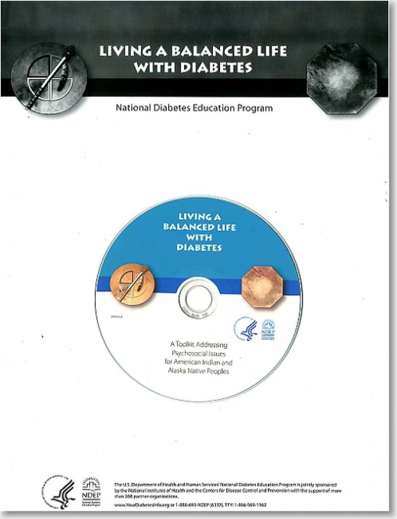 Living a Balanced Life With Diabetes: A Toolkit Addressing Psychosocial Issues f
