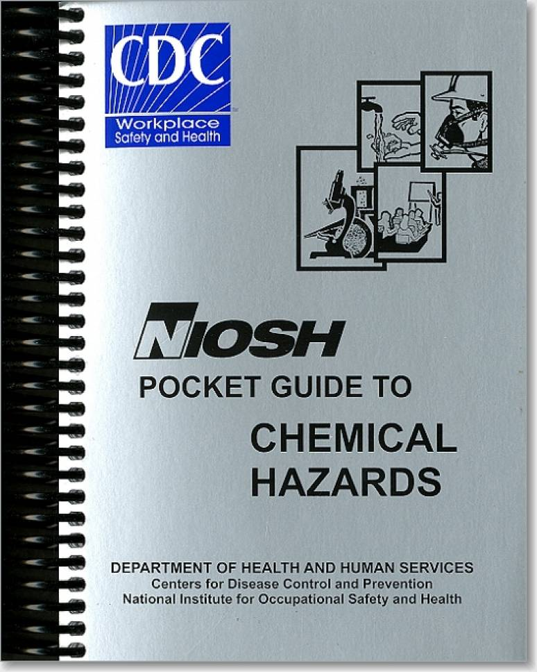 NIOSH Pocket Guide to Chemical Hazards (Book)
