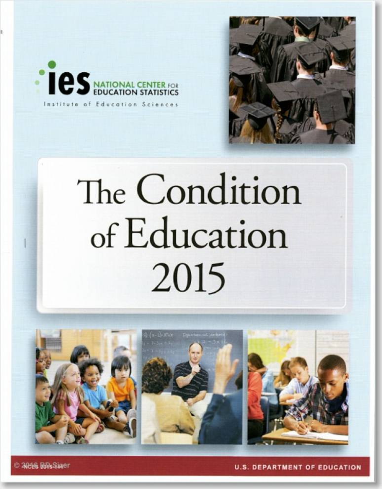 Condition Of Education 2015