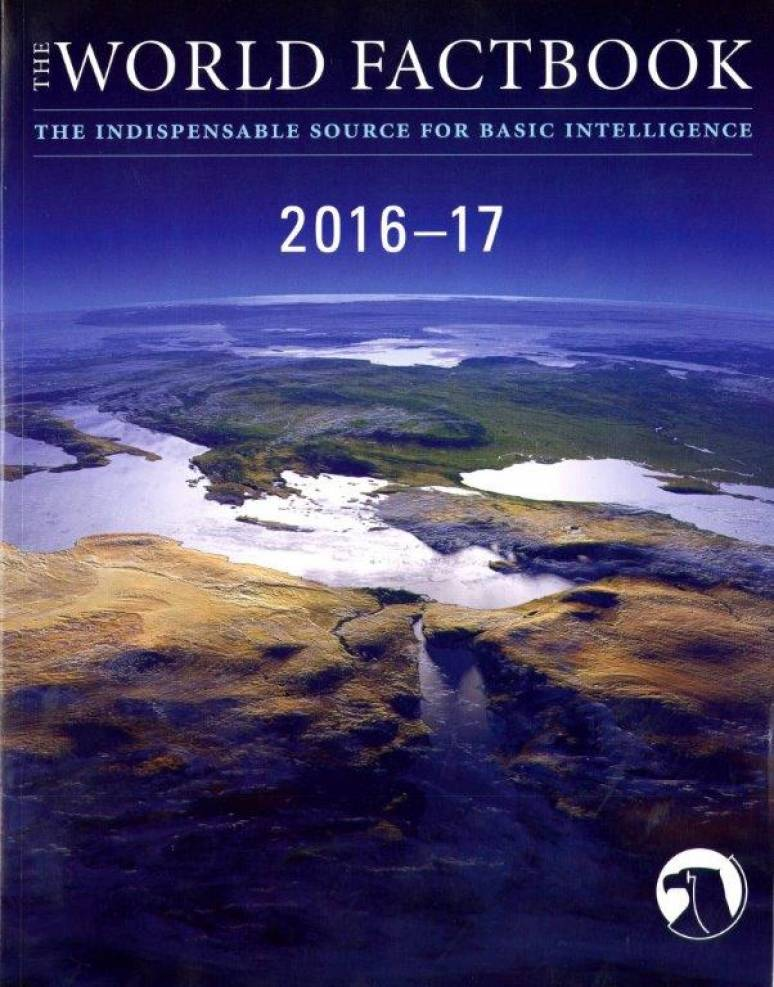 The World Factbook 2016-17