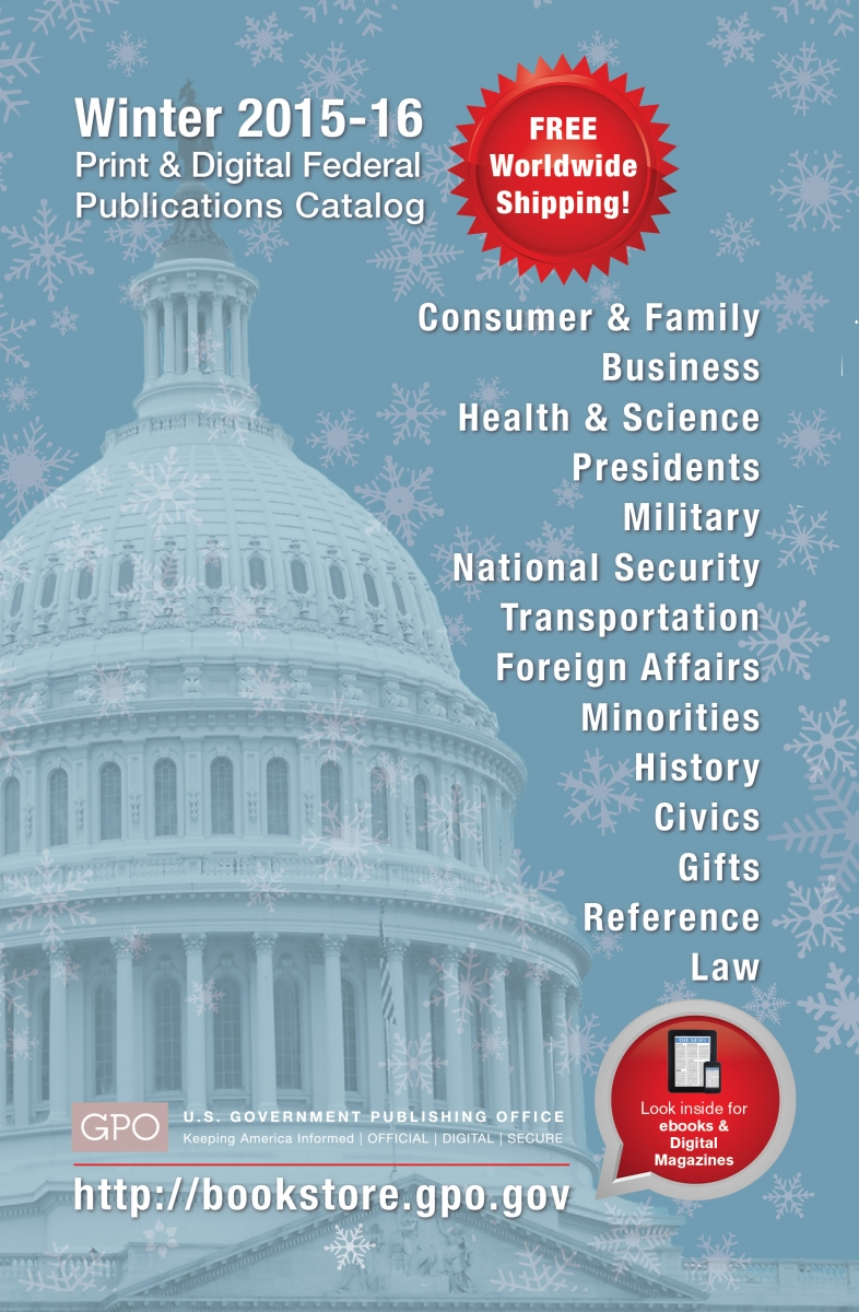 s flyers and online catalogs u s government bookstore