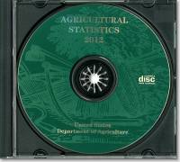 Agricultural Statistics 2012 (CD-ROM)