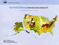 Forest Health Monitoring: National Status, Trends, and Analysis 2015