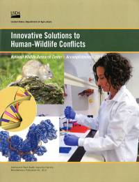 Innovative Solutions to Human-wildlife Conflicts: NWRC Accomplishments 2016