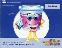 Descubre mi Plato Un Comida de Miplato FNS-474S Discover Myplate Emergent Readers (Spanish Version Only)