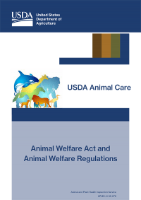 Animal Welfare Act Blue Book 2020