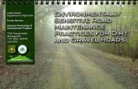 Environmentally Sensitive Road Maintenance Practices for Dirt and Gravel Roads