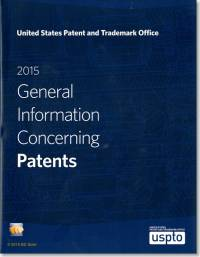 General Information Concerning Patents 2015