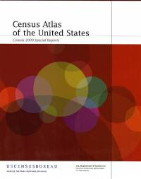 Census Atlas of the United States (Hardcover)