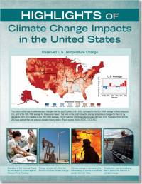 Highlights of Climate Change Impacts in the United States: The Third National Climate Assessment (Low Resolution -PDF eBook)