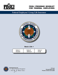 Information for Retirees and Their Families: Federal Employees' Group Life Insurance (FEGLI)