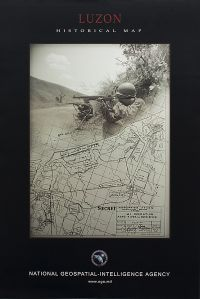 Luzon, Historical Map (Poster)