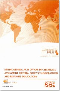 Distinguishing Acts of War in Cyberspace: Assessment Criteria, Policy Considerations, and Response Implications