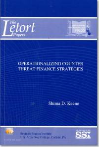 Operationalizing Counter Threat Finance Strategies