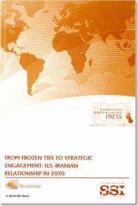 From Frozen Ties to Strategic Engagement: U.S.-Iranian Relationship in 2030