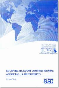 Reforming U.S. Export Controls Reforms: Advancing U.S. Army Interests