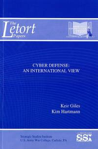 Cyber Defense: An International View