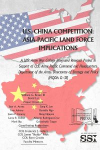 U.S.-China Competition: Asia-Pacific Land Force Implications