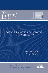 Social-media-the Vital Ground: Can We Hold It?