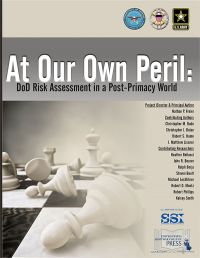 At Our Own Peril: Dod Assessment In A Post-primacy World