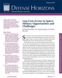 Low-Cost Acess to Space: Military Opportunities and Challenges