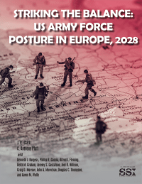 Striking The Balance: Us Army Force Posture In Europe, 2028- A Study Sponsored By The Office Of The Secretary Of The Army