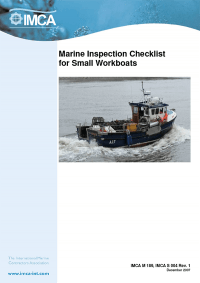 Small Watercraft Inspection Guide (SWIG) (Controlled Item/Restricted Item)