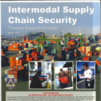 Intermodal Supply Chain Security Training Support Package Instructor Guide (TSWG Controlled Item)