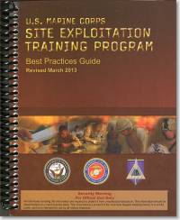 Site Exploitation: Evidence Collection Best Practices Guide, February 2008 (TSWG Controlled Item)