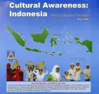 Cultural Awareness: Indonesia Training Support Package (Controlled Item)