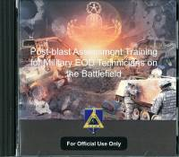 Post-Blast Assessment Training For Military EOD Tecnicians on the Battlefield (PBI DVD) (TSWG Controlled Item)