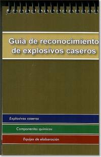 Homemade Explosives Recognition Guide (Spanish Language Version) (Not in Stock Yet Controlled Item)