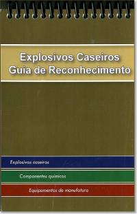 Homemade Explosives Recognition Guide (Portuguese Language Version) (Not in stock Yet Controlled Item)