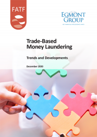 Trade Based Money Laundering Reference Guide (English Language Edition) (Package of 5) (Controlled Item)