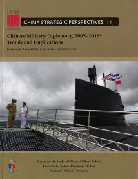 Chinese Military Diplomacy: 2003-2016, Trends and Implications