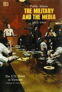 Public Affairs: The Military and the Media, 1962-1968 (Paperback)