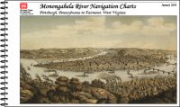 Monongahela River Navigation Charts, Pittsburgh, Pennsylvania to Fairmont, West Virginia (Pittsburgh District) (2004)