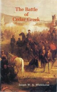 The Battle of Cedar Creek: Self Guided Tour