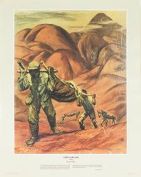 World War II Army Art Print Set: The Tide Turns (Posters)