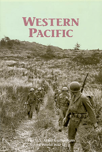 Western Pacific: The U.S. Army Campaigns of World War II (Pamphlet)