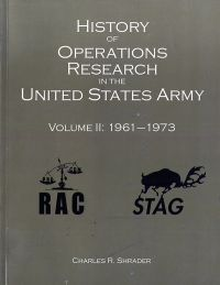 History of Operations Research in the United States Army, V. 2: 1961-1973 (Paperback)